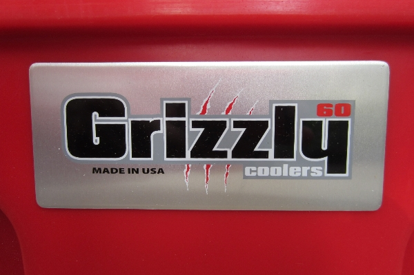 Grizzly Cooler made in the USA!