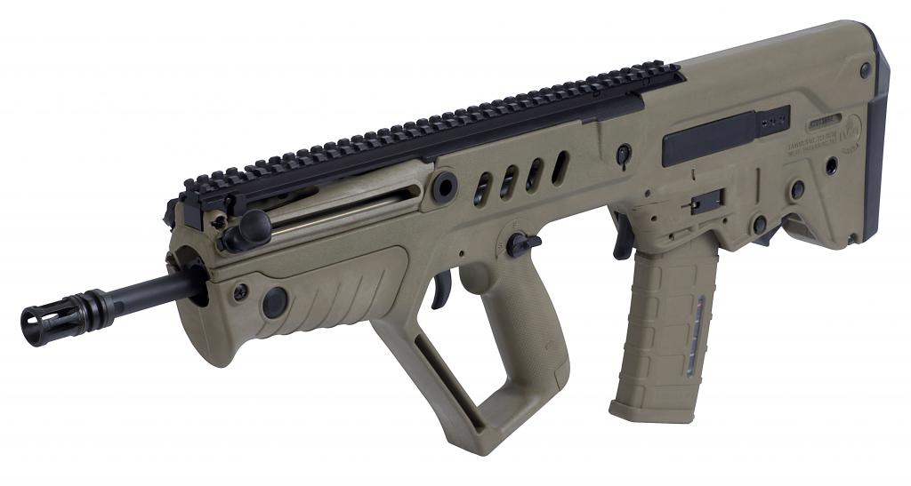 The IWI Tavor Bullpup 5.56mm Rifle Part 1.