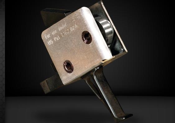 CMC Tactical Flat AR15 trigger