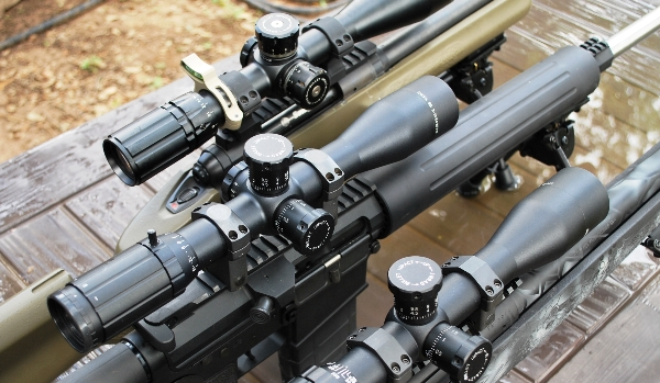 SWFA SS 3-15×42 Tactical Rifle Scope Review