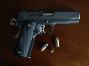 Sig Sauer 1911 Carry Nightmare