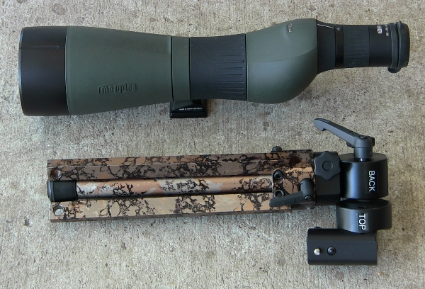 Sniper Ops tripod and Meopta S82