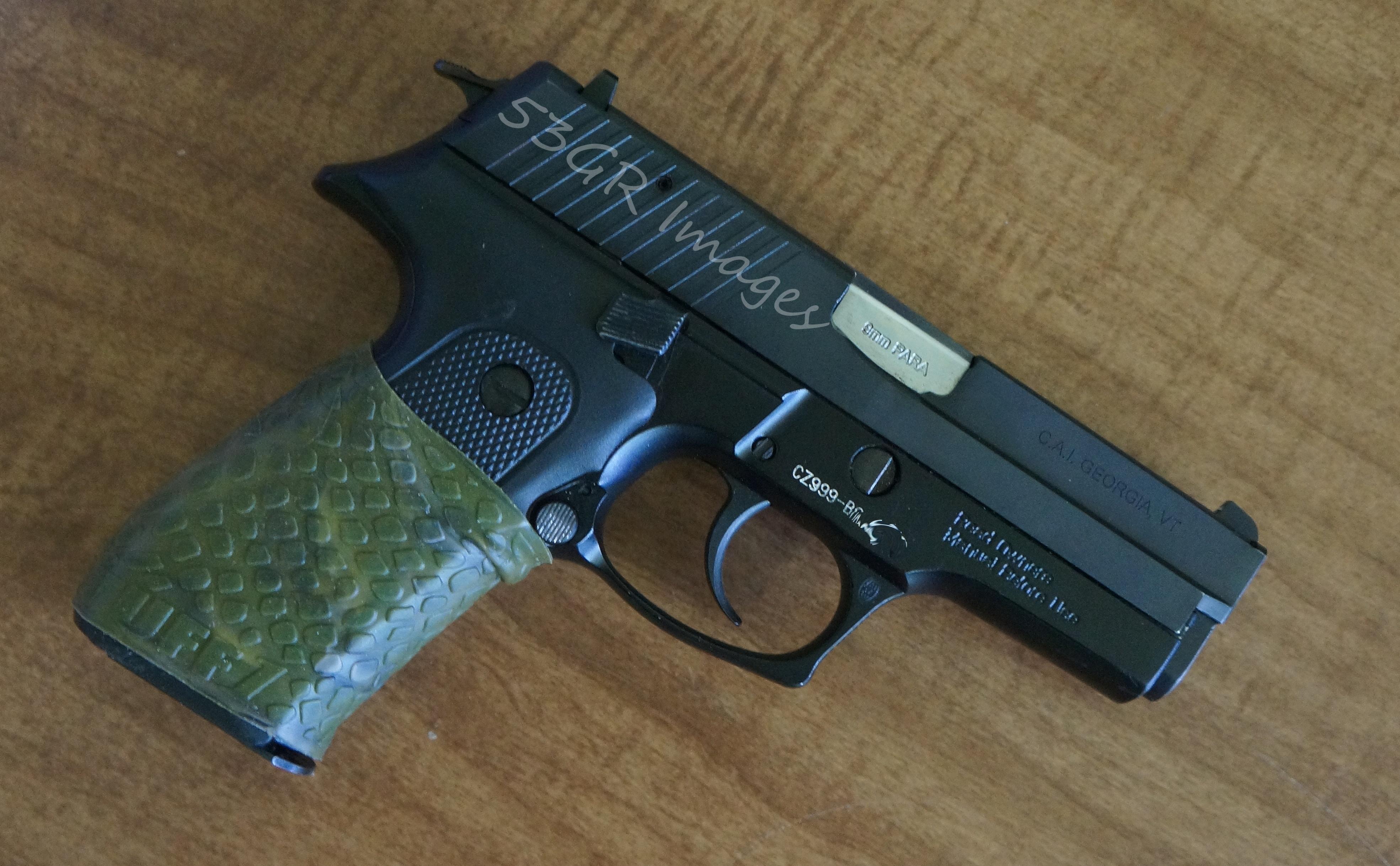 Zastava CZ999 Compact 9mm pistol
