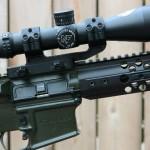 Nightfore 2.5-10x42 on Wilson Combat 6.8 tight shot