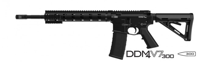 Consumer Gun Review: Daniel Defense 300 Blackout