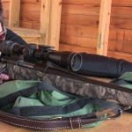 Sean with Weatherby 708