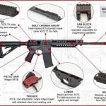 Bean Firearms AR-15
