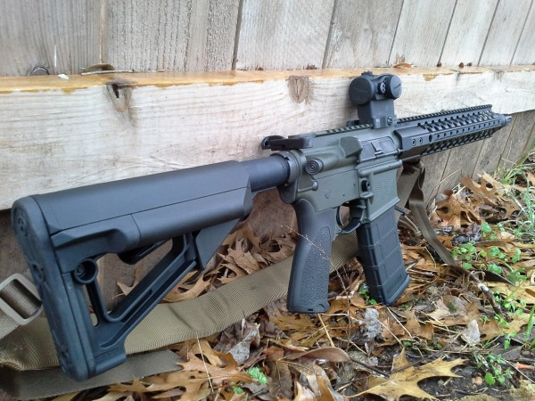 Wilson Combat 14.5 custom build