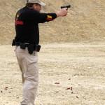 3 gunning with the Wilson Combat Spec Ops 9