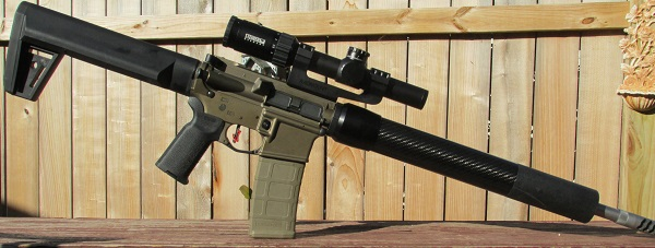 3gun custom rifle build gun reviews tactical gun review