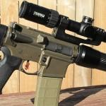 3Gun Custom Rifle Build