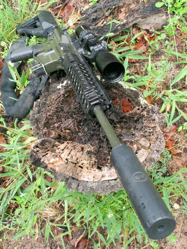 Pig gun