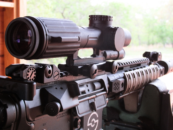 Trijicon VCOG up close