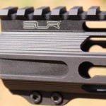 SLR Rifleworks 13″ Solo rail and adjustable gas block