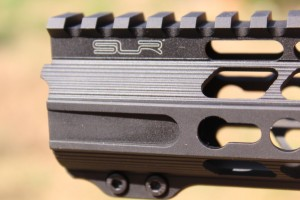 "SLR Rifleworks SOLO 13"" handguard"