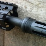 Templar Tactical Flash hider / suppressor mount