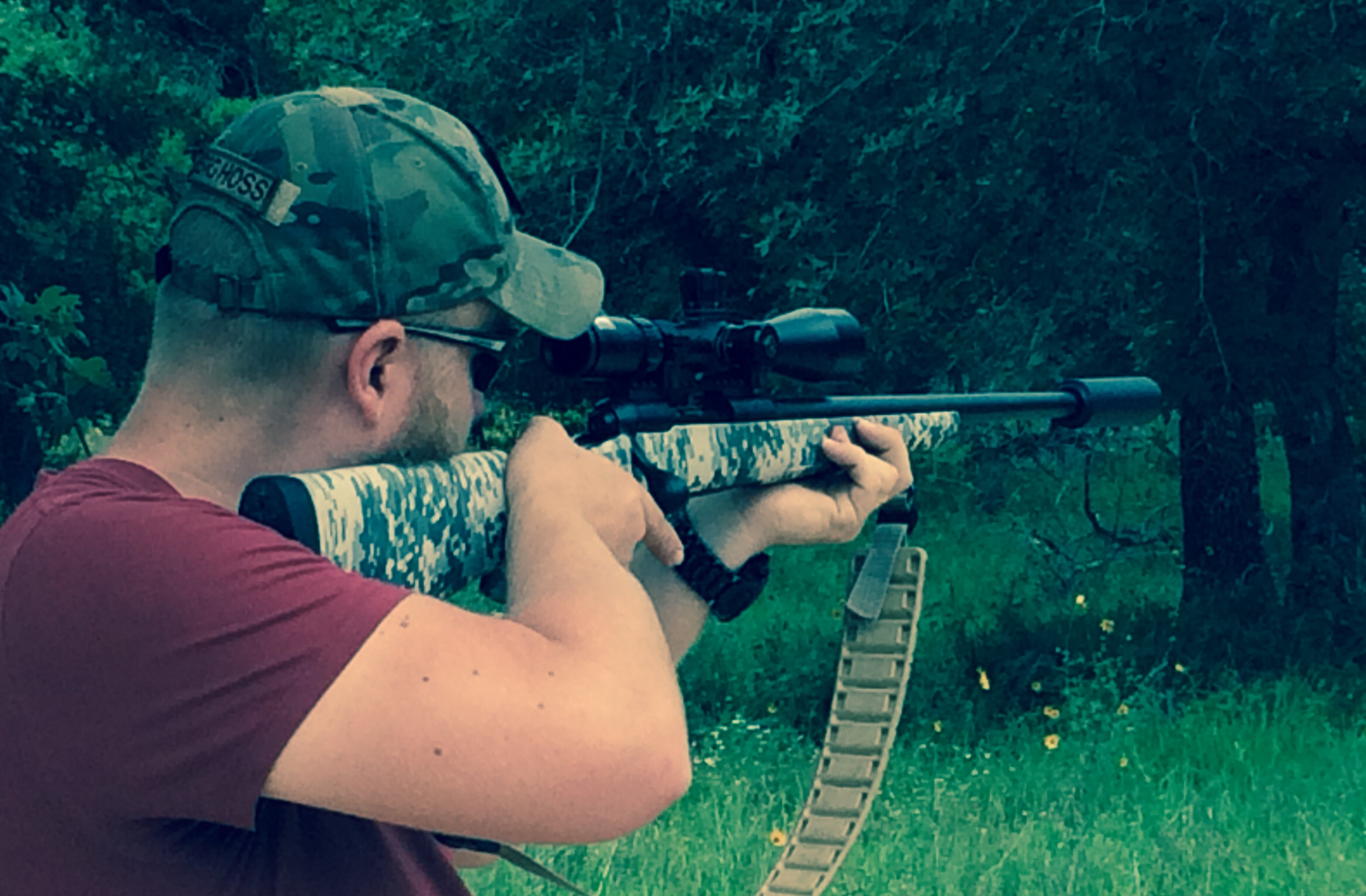 Savage Precision Carbine .308