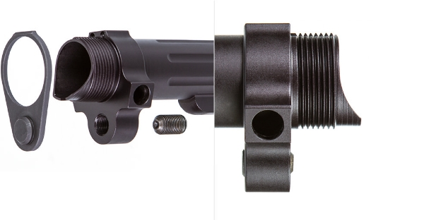 Primary Weapon Systems buffer tube mount