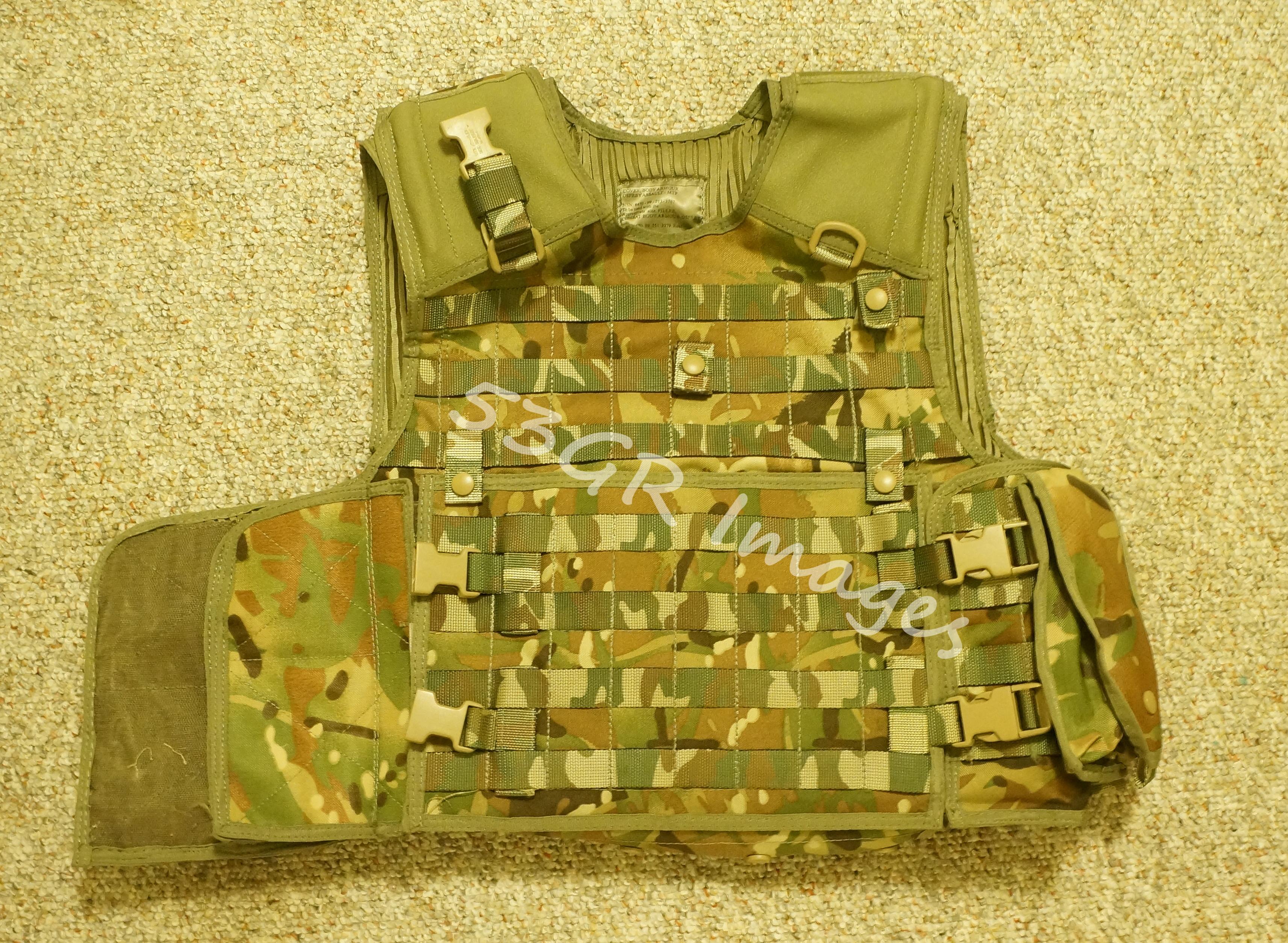Osprey MK4 Armor Carrier