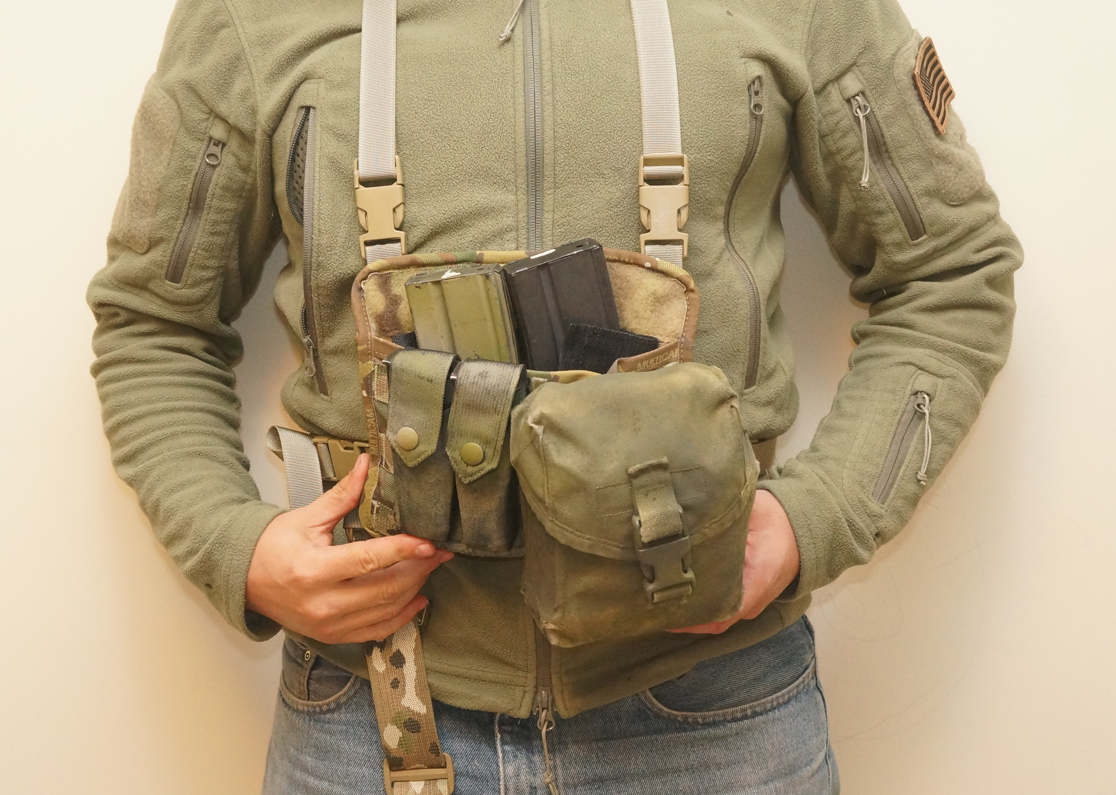 MPMP micro chest rig
