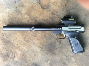 Buck Mark Tactical Solutions