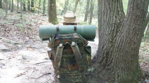 German Kampfrucksack
