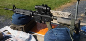 Primary Arms 4X Compact ACSS reticle