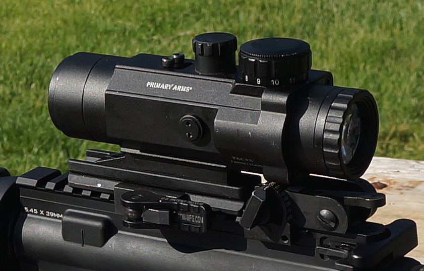 Primary Arms Compact 4X – Budget Optic Excellence