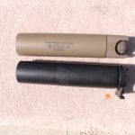 Silencer Sunday: Griffen Armament M4SDII vs Gemtech Halo