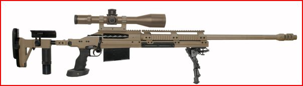 CC Intl Proudly Introduces the VOERE M2 and X3 Precision Rifles