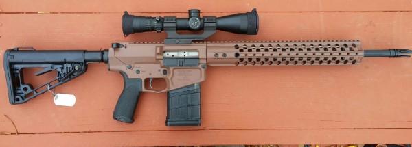 "Wilson Combat AR10 308 18"" Recon"