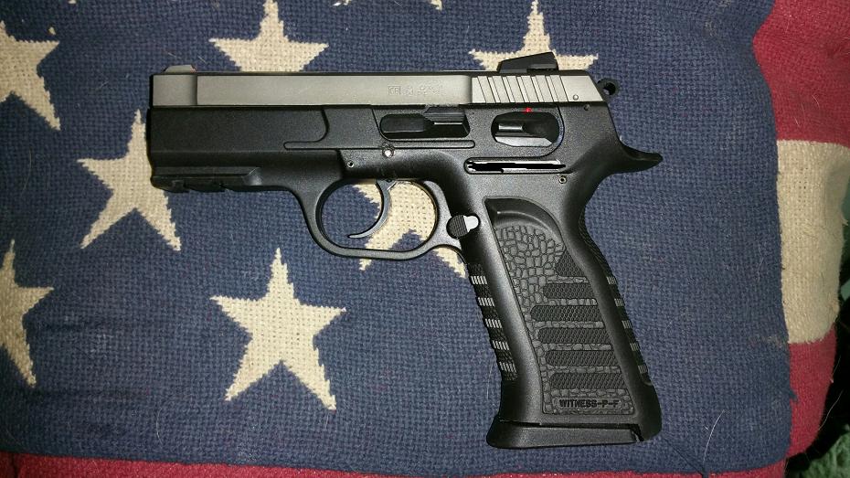 EAA Witness P-Carry 10mm: Nice but NOT My Bear Gun   Gun
