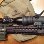 Adams Industries Legionnaire clip on Gen III night vision