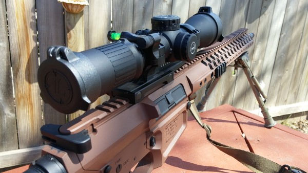 Leupold Mark 6 3-18 Review