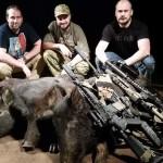 Hog Hunt Griffin Armament – Silencer Shop – Pipe Hitters Union – TGR hog hunt Spring 2015