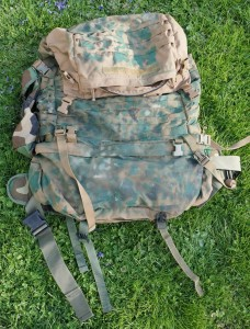 FILBE with flecktarn camo