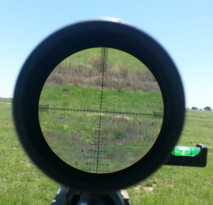 bushnell ers reticle