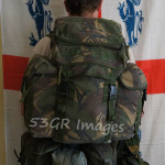 "British ""Northern Ireland"" Patrol Pack"