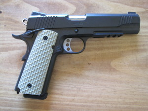 Kimber Warrior Side