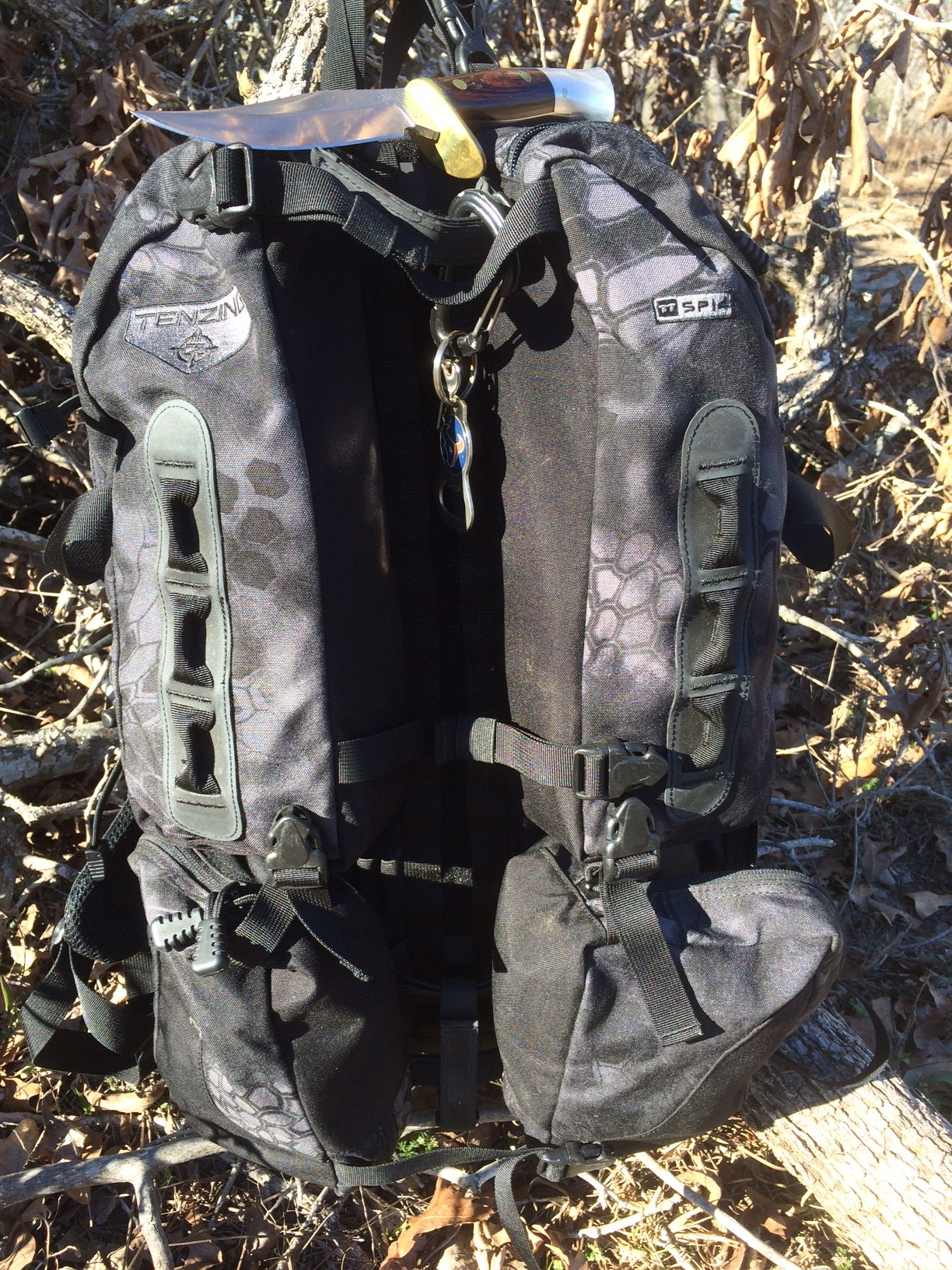 Tenzing TT SP14 Pack Review