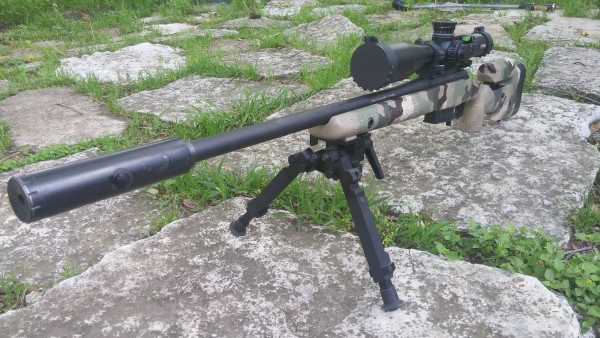 Soouthern Precision Rifles 6.5 Creedmoor rifle