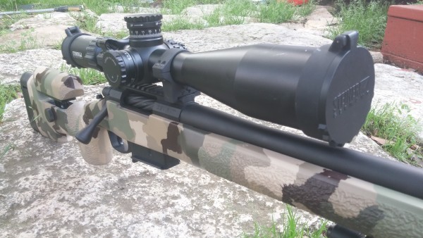 Southern Preciscion Rifles 6.5 Creedmoor