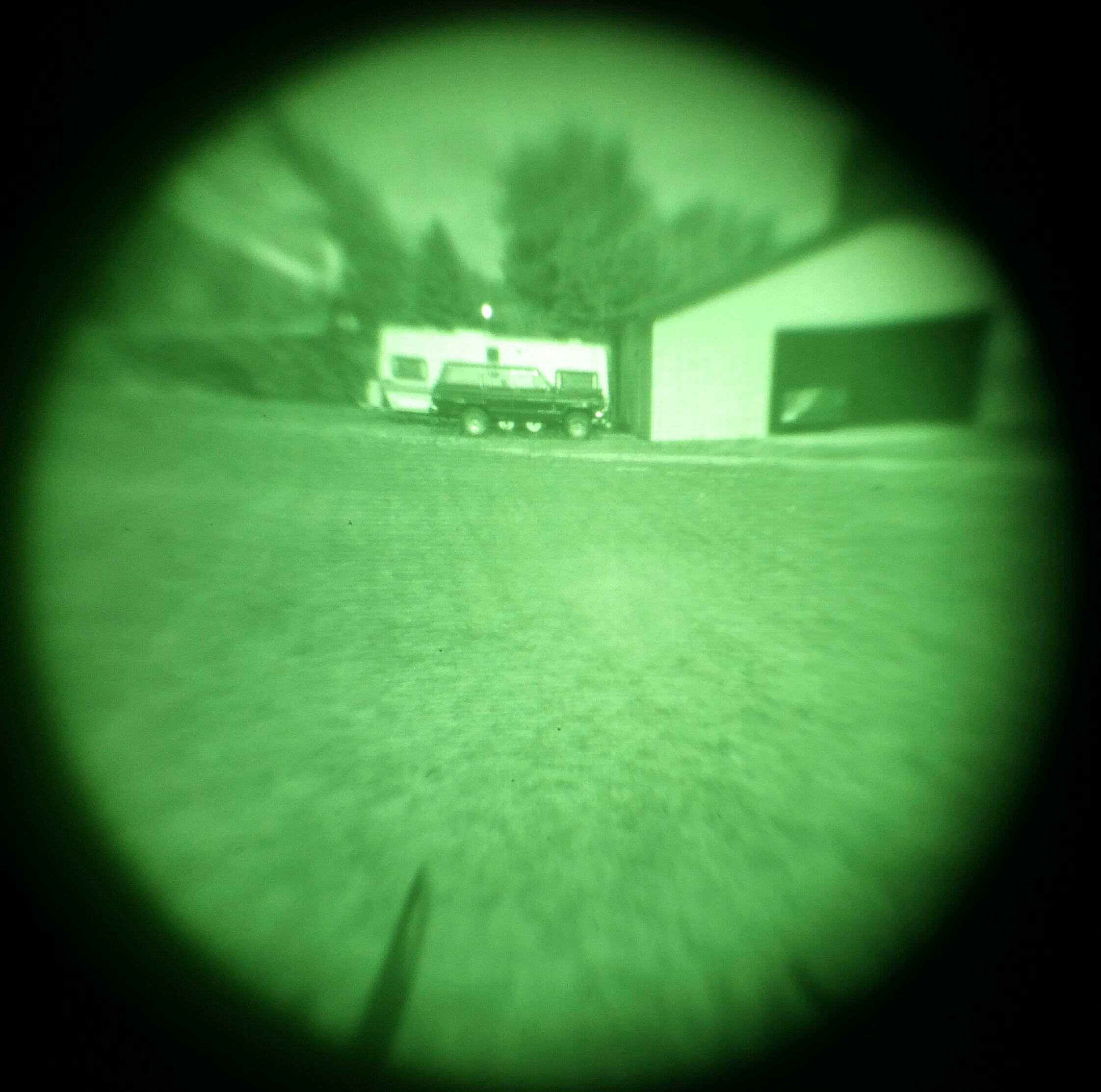 SightMark Ghost Hunter 1×24 Night Vision Review