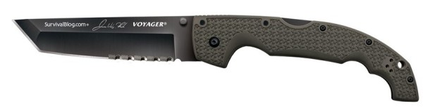 Cold Steel Voyager Rawles