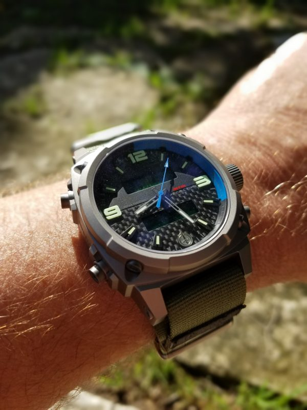 MTM Air Stryk II watch review