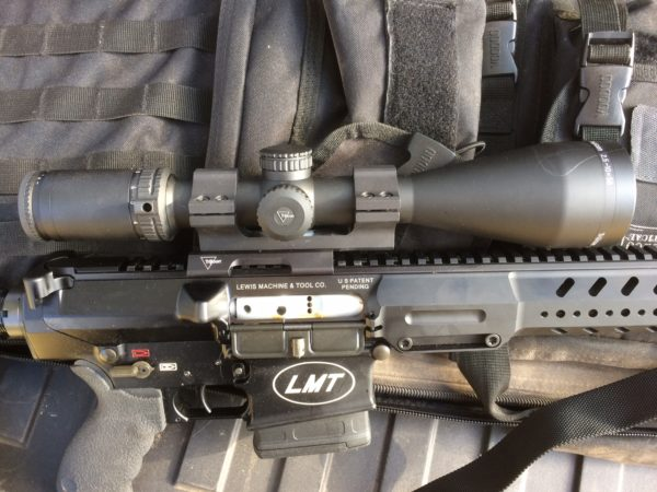 Trijicon AccuPower 2.5-10X56