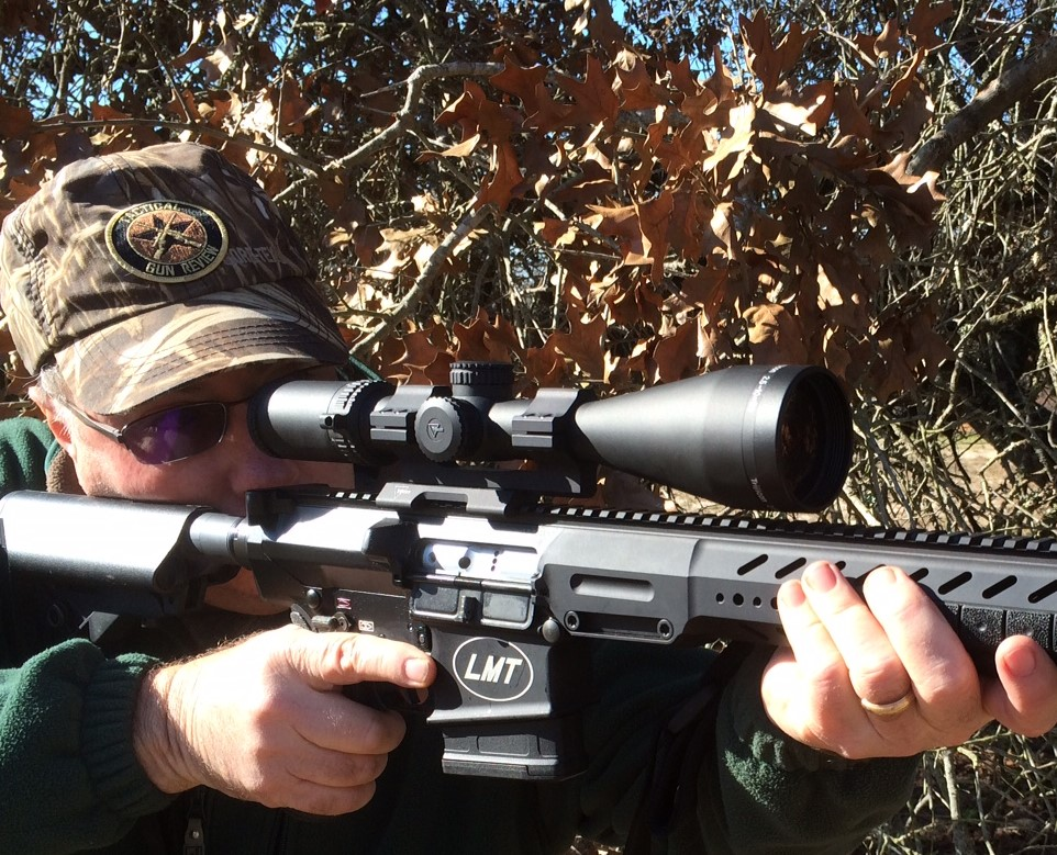 Trijicon Mike Coker