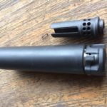 Silencer Shop Authority: Surefire SOCOM556-RC2