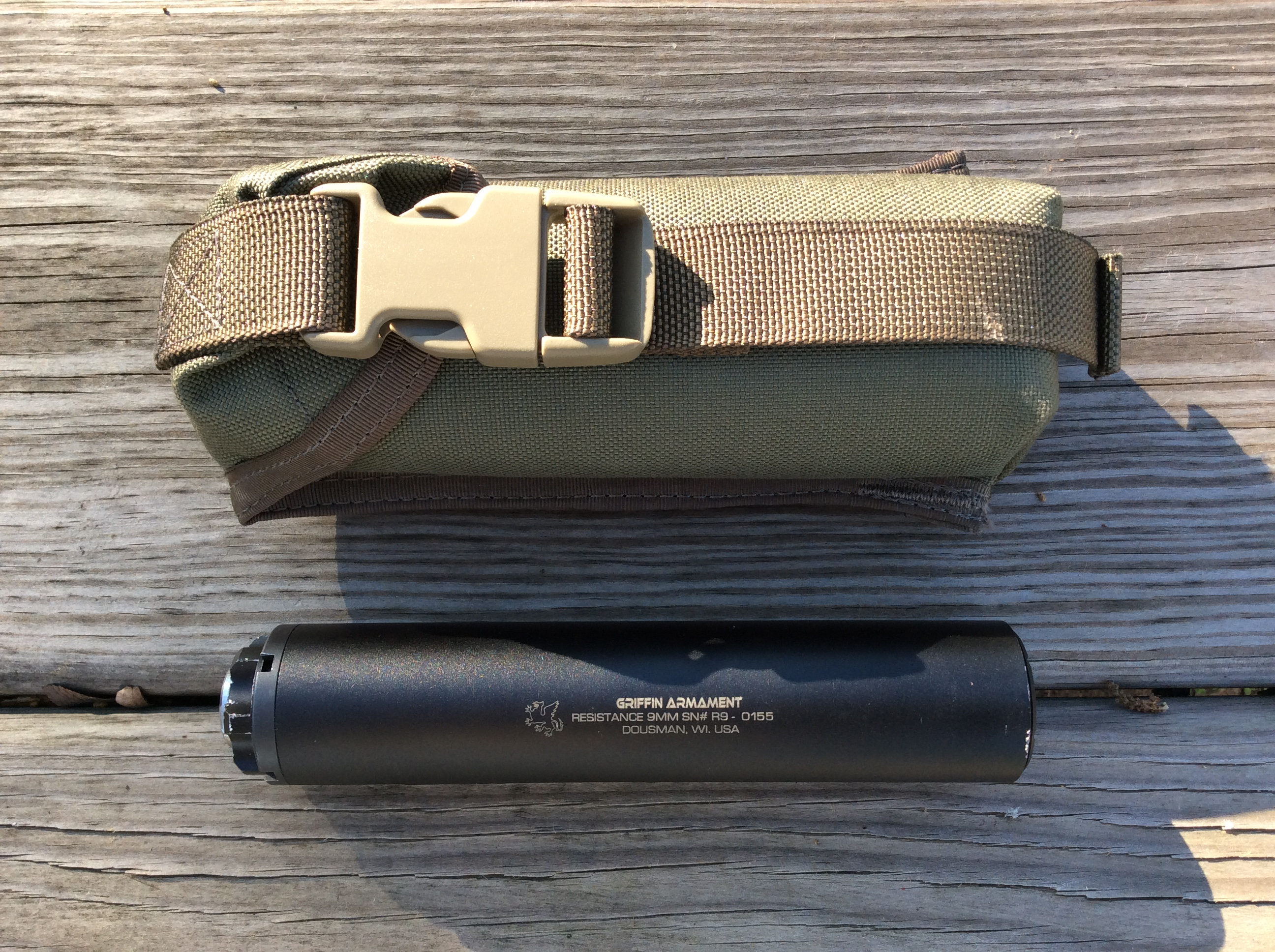 Silencer Shop Authority: Griffin Armament Resistance 9