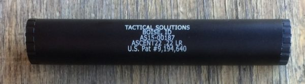 Tactical Solutions Ascent22